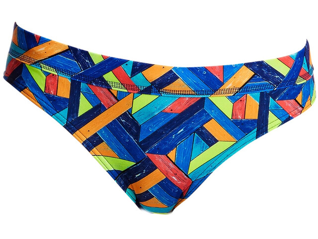 Funkita Sports Brief Mujer, boarded up